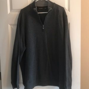 Men's 1/4 Zip Sweatere